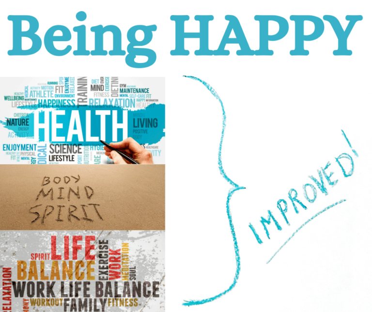 Being Happy Can Improve Your Health