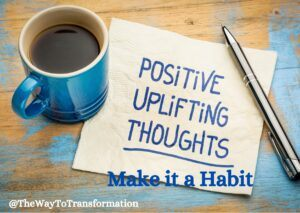 positive uplifting thoughts