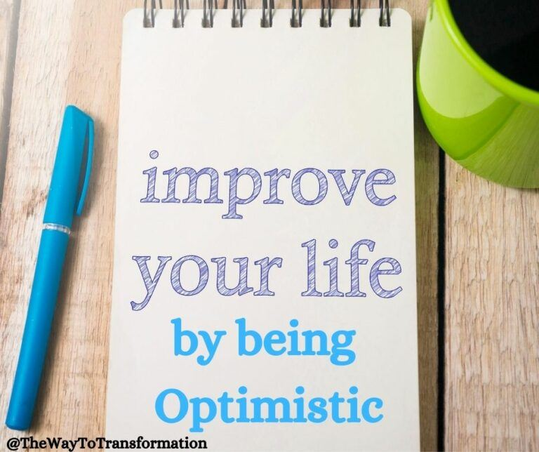 Improve your life by being optimistic