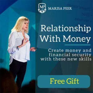 Relationship with money Free Gift of a Mini Course