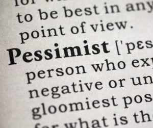 Pessimism The Power of Inner Peace