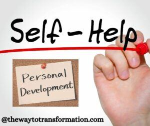 Self help personal development