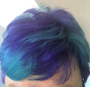 My latest hair colour