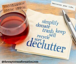 declutter Why is Decluttering Important