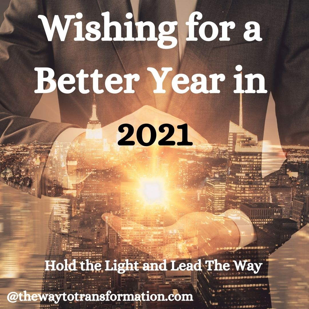Wishing for a Better Year in 2021
