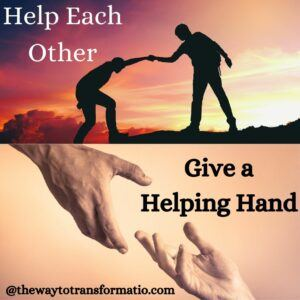 Help each other