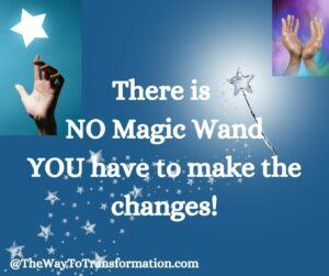 There is NO Magic Wand YOU have to make the changes!