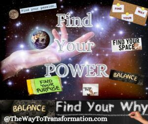 Finding Your POWER