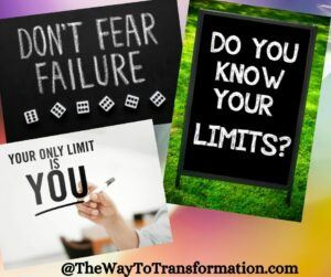 Do you know your limits