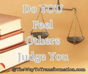 Do You Feel Others Judge You